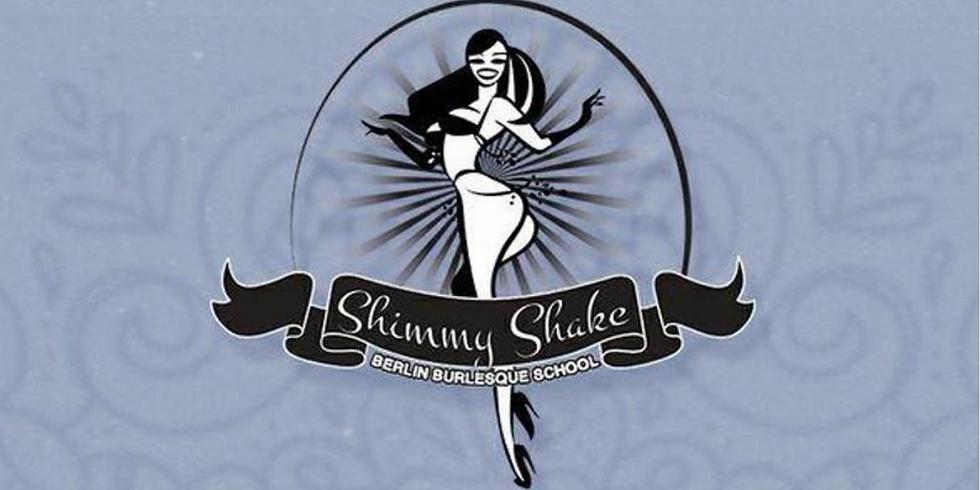 Berlin Burlesque Week - The Shimmy Shake Down