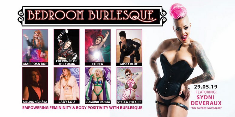 Berlin Burlesque Week - Bedroom Burlesque