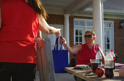 Door Prizes and Rewards