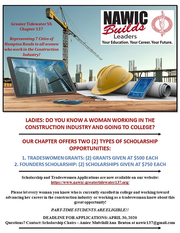 NAWIC Chapter 137 Scholarship Flyer.jpg