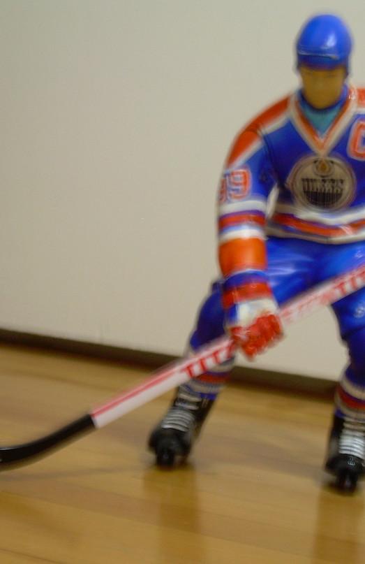 Wayne Gretzky RC Hockey Player