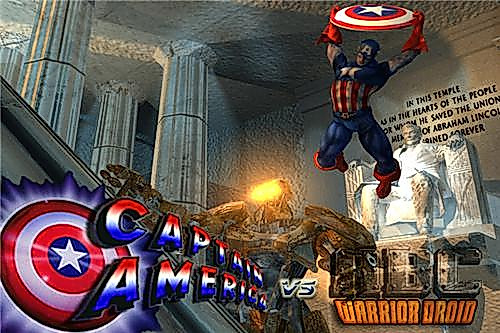 Captain America- 'The Fight For Liberty'