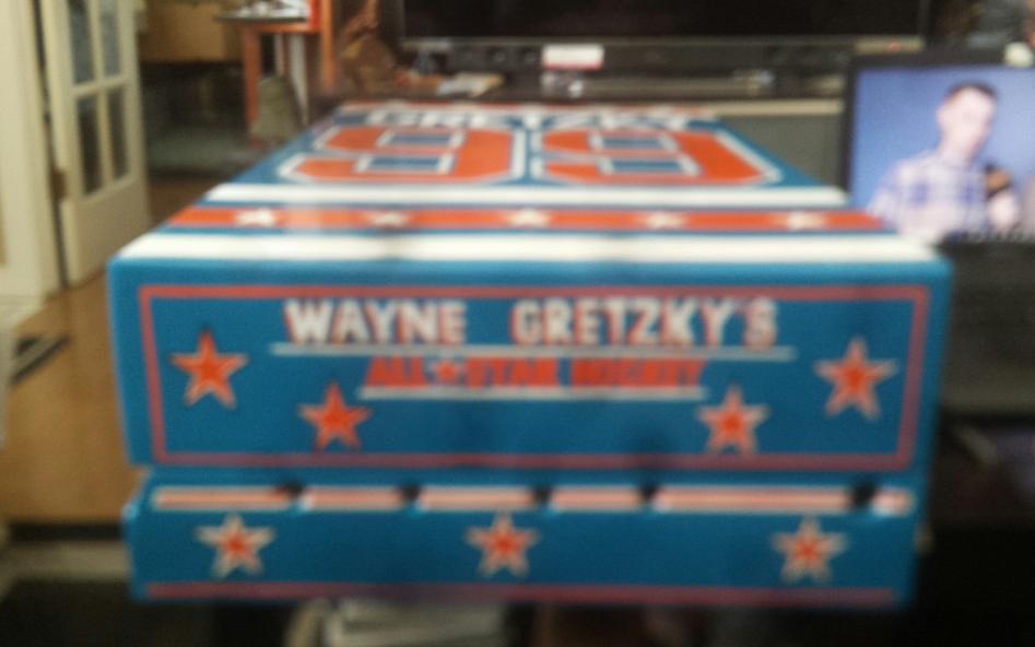 Wayne Gretzky - ALL STAR HOCKEY