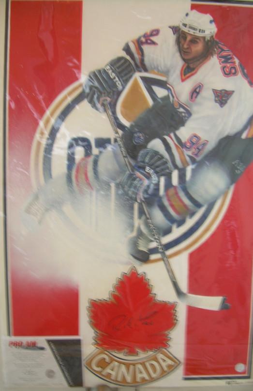 'Captain Canada' 2003