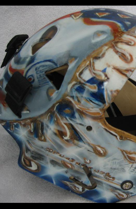 'COCO' Grant Fuhr Tribute Mask 2006