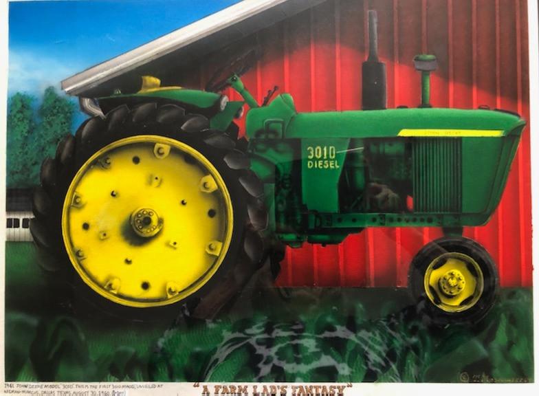 'Farm Lad's Fantasy'