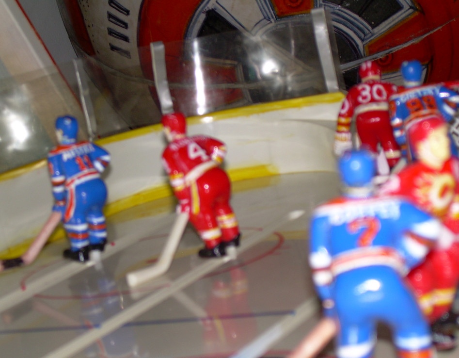 Wayne Gretzky's All Star Hockey