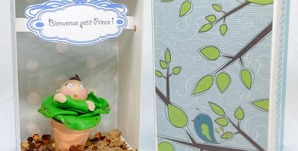"Boite surprise "" petit prince """