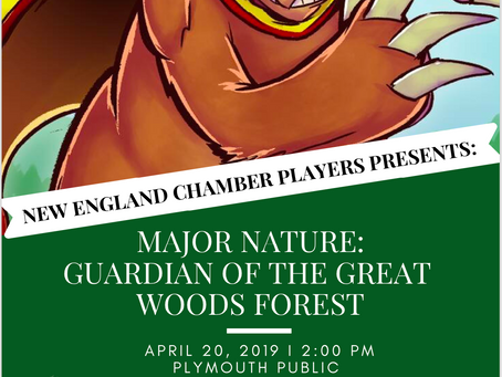 Major Nature: Guardian of the Great Woods Forest