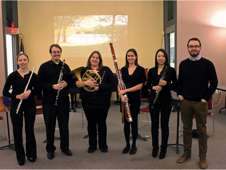 Dr. Richard M. Shiff Forum Presents: New England Chamber Players