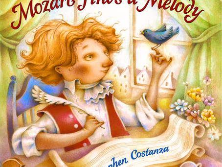 Mozart Finds A Melody