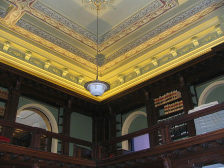 Peabody Institute Library- Wind Harmonie