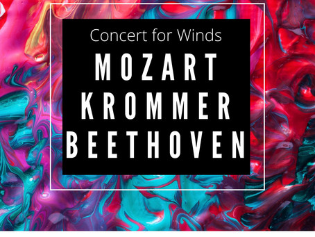Concert for Winds