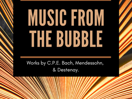 Music from the Bubble