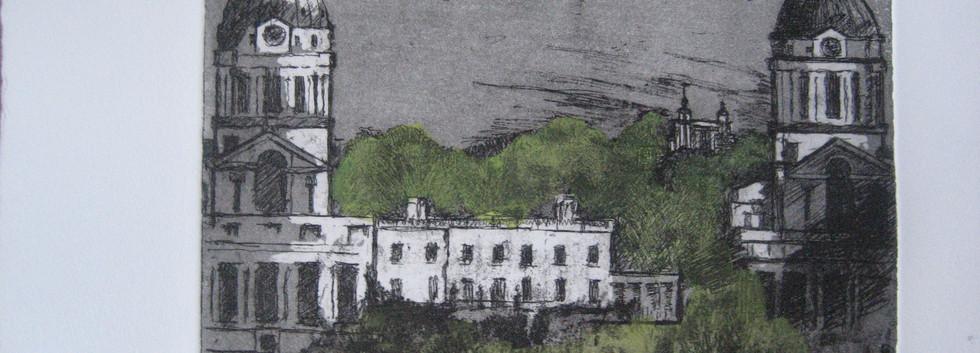 Greenwich from Mudchute