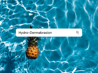 Hydro-Dermabrasion (a.k.a. the best facial ever!)