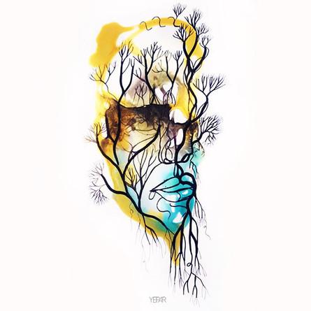 Portrait vegetal__#portrait #human #inst