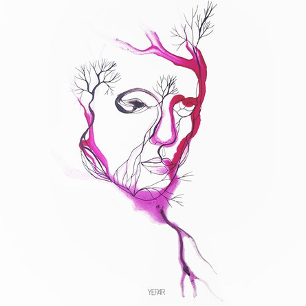 Portrait Vegetal__#portrait #human #woma