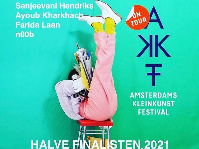 Amsterdams Kleinkunst Festival 2021