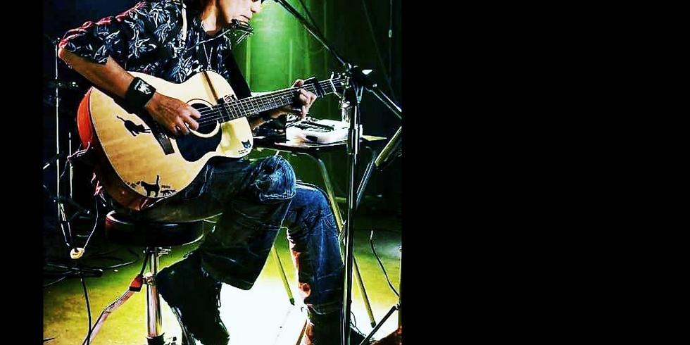 中村義人 Acoustic Solo LIVE !!
