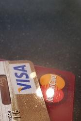 visa, mastercard. Dog groomer