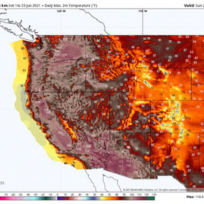 Extreme Heat Causes Problems for Growers in Western United States