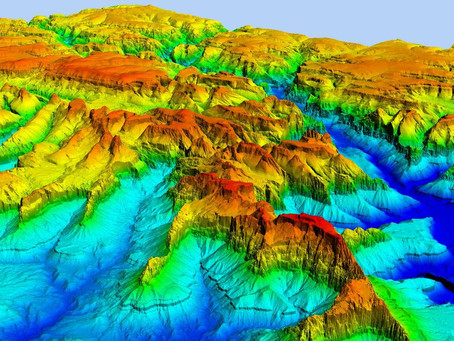 Using LiDAR to See in 3D