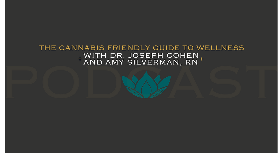 The Cannabis Friendly Guide to Wellness Podcast