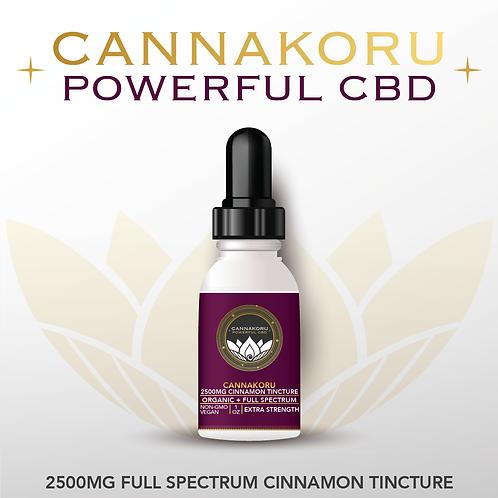Wholesale 2500mg Organic Extra Strength Full Spectrum CBD Oil