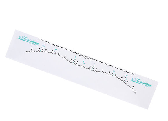 Brow Shaping Ruler