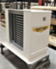 Hastings HVAC ISTD Duct Furnace