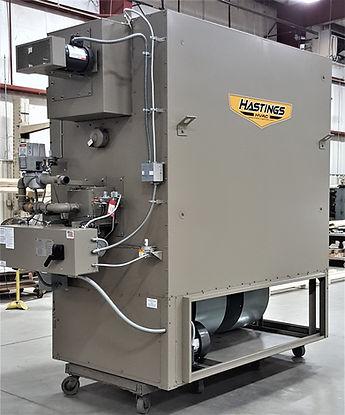 Counterflo Heater