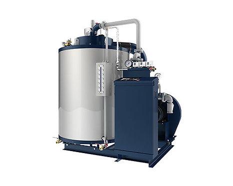 1500型瓦斯蒸氣鍋爐