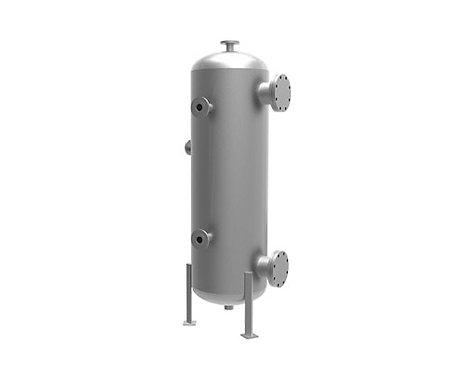 不銹鋼桶槽壓力容器熱交換
