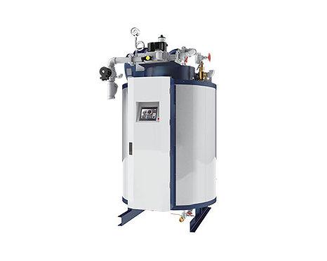 貫流式熱水鍋爐