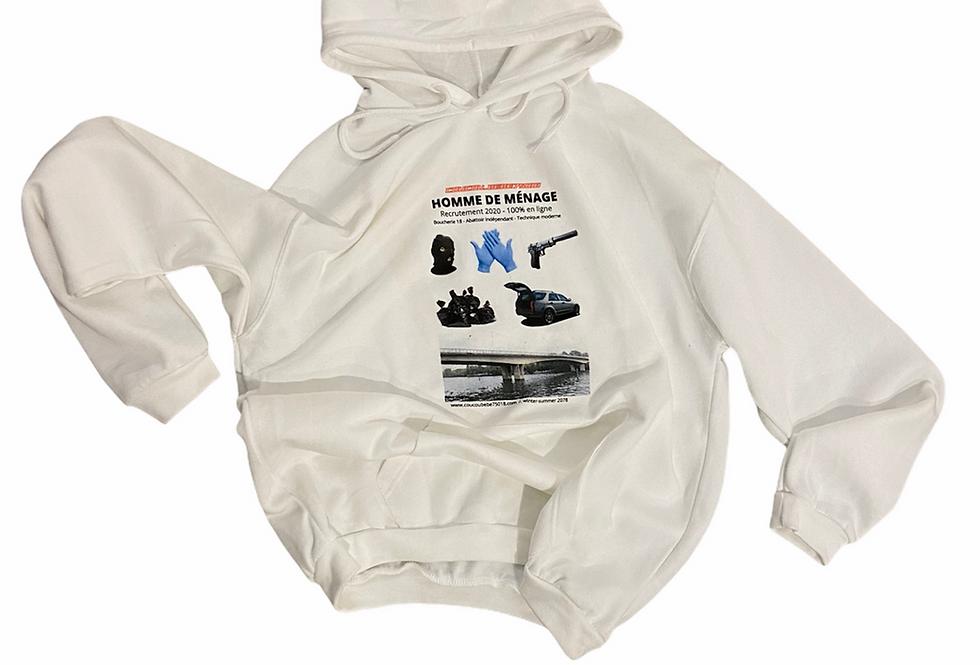Homme 2 ménage hoodie