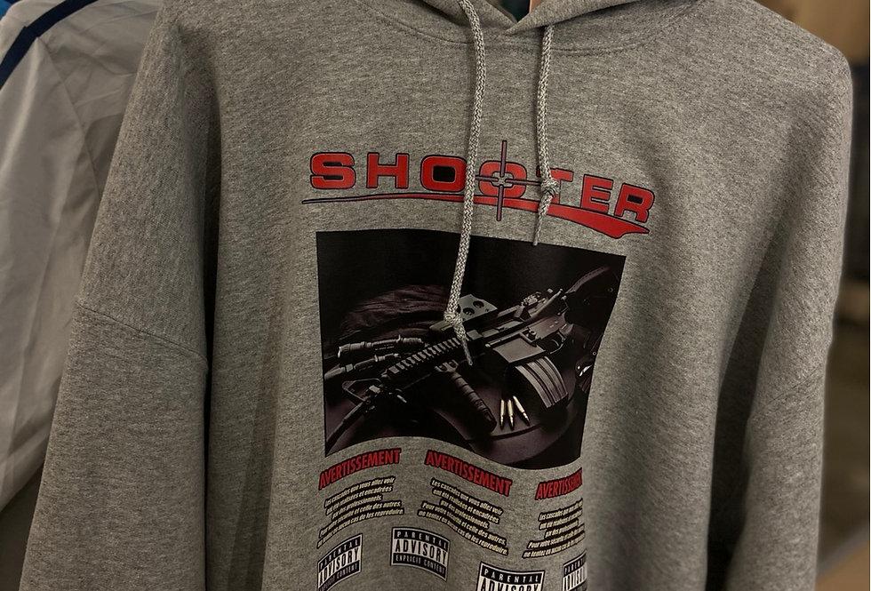 Shooter hoodie