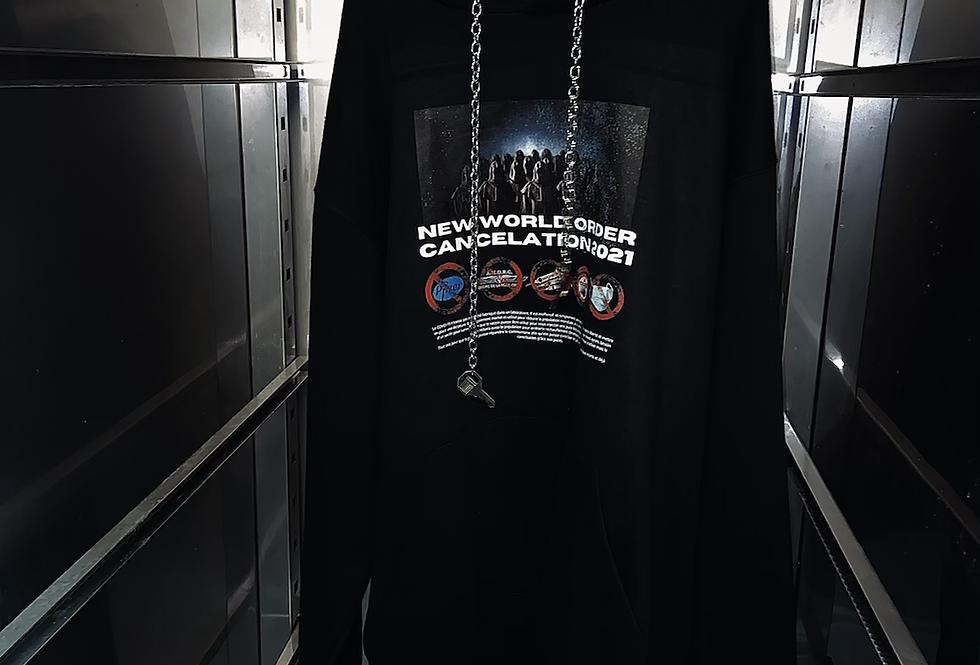 NWOC2021 - metal hoodie
