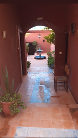 #Restaurant-ô-Lac-de-Marrakech-Côté Cham