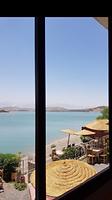 #Restaurant Ô Lac de Marrakech Sale Vue