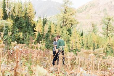 Kananaskis Rocky Mountain Engagement Photographer - 24.jpg