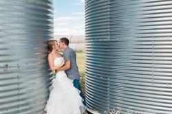 calgary wedding rustic barn farm