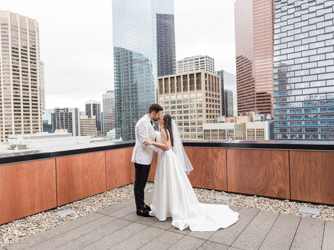Calgary Wedding Photographer: La Germaine Rooftop Terrace & Alforno Bakery and Cafe