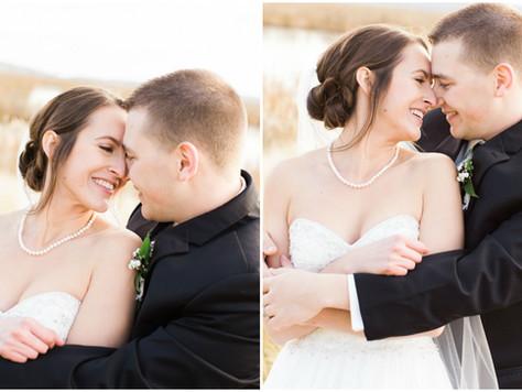 Calgary Wedding Photographer: Fall Wedding at Millarville Community Church & Red Deer Lake Commu