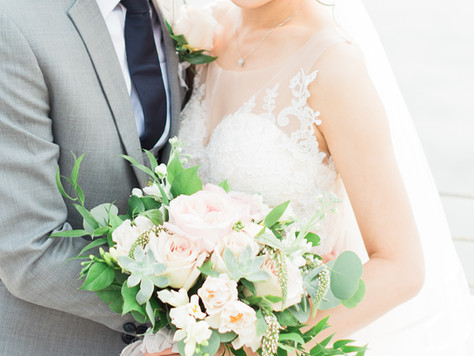 Calgary Wedding Photographer: East Village and Rodney's Oyster House - Ally & Ryan