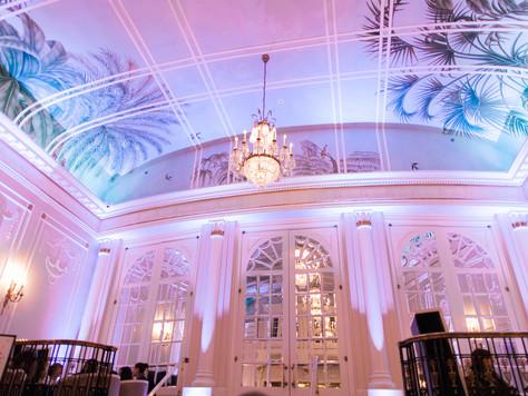 Montreal Wedding Photographer - Tea Salon/Tea Time at the Ritz-Carlton Montreal