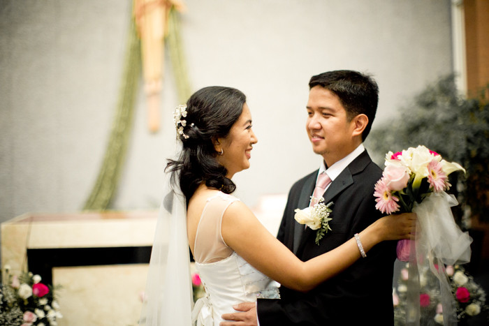 Calgary St. Gerard Church Wedding Photographer