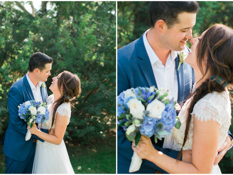 Calgary Wedding Photographer: Baker Park and National Bowling Alley - Lindsay & Jesse