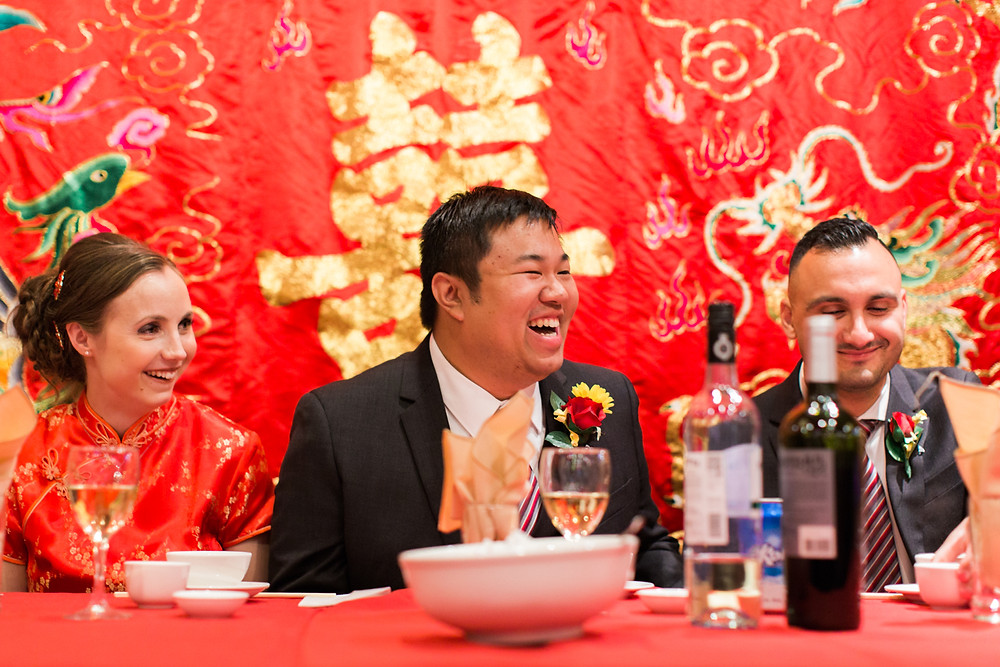 Chinese Wedding Silver Dragon Restaurant Calgary Wedding Photographer