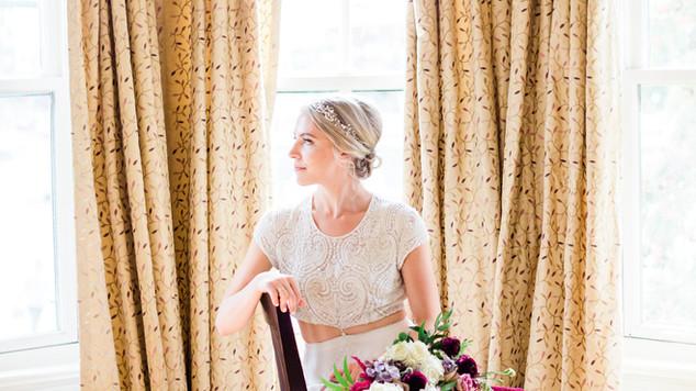 Calgary Wedding Photographer: Rouge Restaurant - Lauren & James